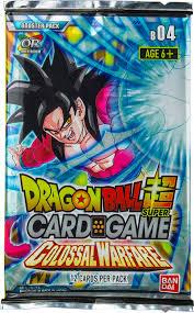 dragon ball super card game colossal warfare - 716×1150