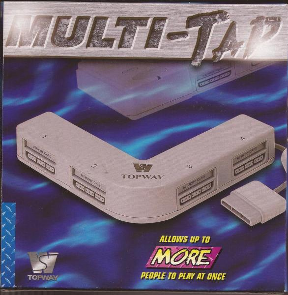 PS1 Multi-Tap