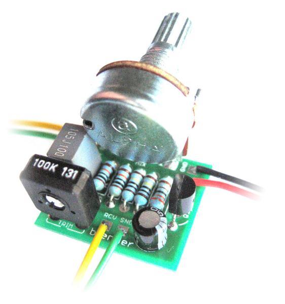 Blender - signal mixer