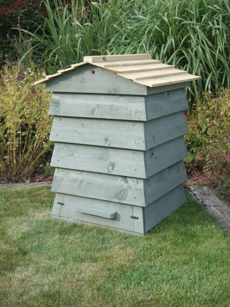 beehive composter