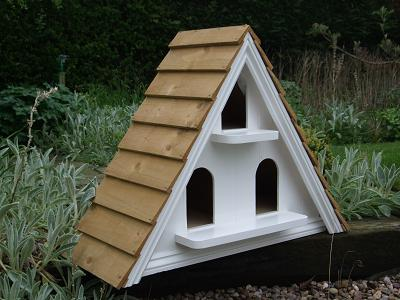 Small Wall Mounted Dovecote