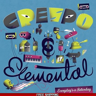 Crespo & Elemental - Everyday's a Saturday