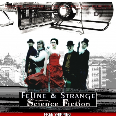 Feline & Strange - Science Fiction