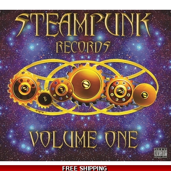 Steampunk Records ..