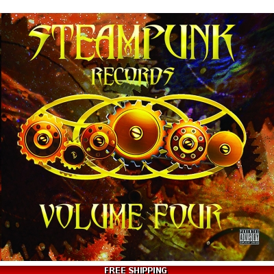 Steampunk Records Volume Four