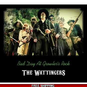 THE WATTINGERS - Bad Day At..