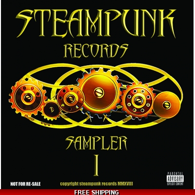 Steampunk Records Sampler 1.