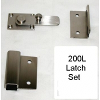 200L Latch Set w/ Hardw..