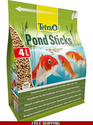 Tetra Pond Sticks 4L - ..