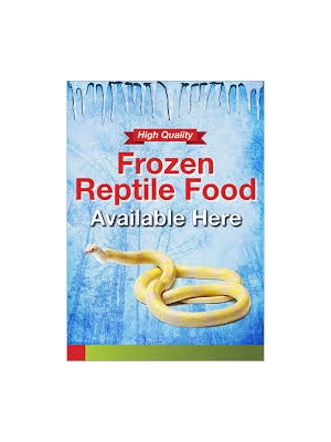 Frozen Reptile Food - M..