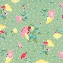 'Pedal Pushers '- 100% cotton quilting fabric by Lauren & Jessi Jung for Moda