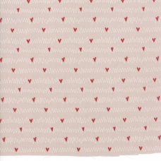 'LOVE' - 100% cotton quilting fabric by Sandy Gervais for  Moda