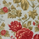 'ROSEWOOD'  - 100% cotton quilting fabric by 3 Sisters for Moda