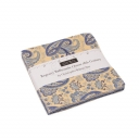 'Regency Ballycastle Chintz 18th Century' Charm Squares - Christopher Wilson-Tate for Moda