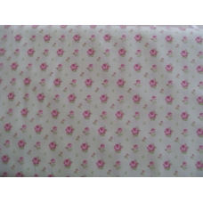 Sausalito Cottage Mini Set Roses- 100% cotton quilting fabric by Lakehouse Fabrics