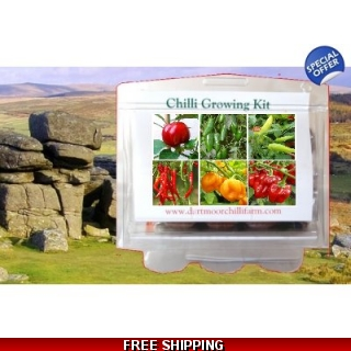Chilli Growing Kit  **Free delivery**