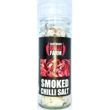 Smoked Chipotle Salt, 100g