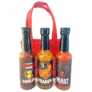 3 Sauce Gift Pack