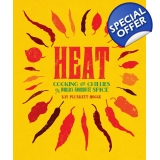 Heat: Cooking With Chillies Book Hardc..