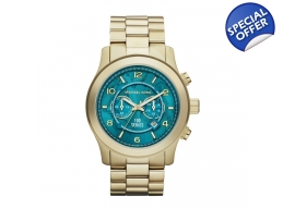 Michael Kors MK8315 Watch Hunger Stop Oversized ..