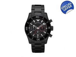Emporio Armani AR5931 - Mens Sports Chronograph ..