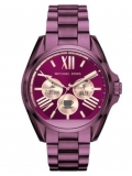 Michael Kors MKT5017 Touch screen Purple Ip Bracelet Smart watch