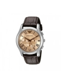 Emporio Armani AR1785 Classic Chronograph Leather Men's Watch