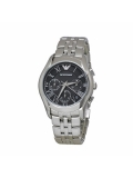 Emporio Armani AR1791 Classic Men's Steel Chronograph Watch