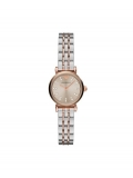 Armani Classic Ar1841 Two Tone Women's Steel Elegant Watch