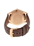 Emporio Armani AR1915 Brown Leather Men's Quartz Watch