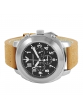 Emporio Armani AR6060 Sportivo Chronograph Black Dial Men's Watch