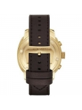 Emporio Armani AR6062 Brown Leather Men's Sportivo Watch