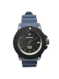 Emporio Armani AR6100 Blue Aluminum & Rubber Men's Watch