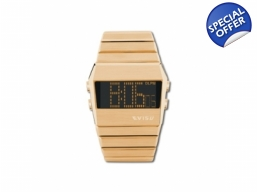 Evisu EV-7007-44 Digi-Man Watch