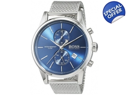 Hugo Boss 1513441 Stainless Steel Analog Quartz ..