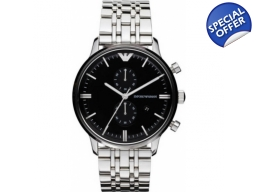 Emporio Armani Watches AR0389 Latest Mens Retro ..