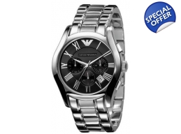 Emporio Armani AR0673 - Mens Stainless Steel Chr..