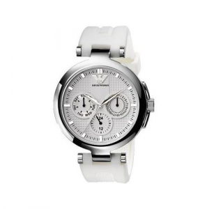 Emporio Armani Watch Unisex Leather Strap AR0736