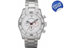 Emporio Armani Watches AR5932 Mens Sports Luxe W..