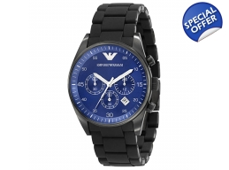 Armani AR5921 Mens Blue Sportivo Chrono Watch