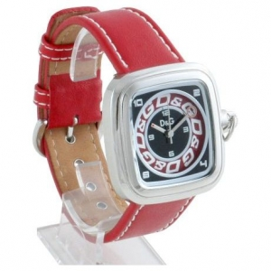 D&G Cherokee Red Mens Watch DW0184