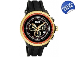 Dolce & Gabbana Men's 'Sir' Sports Chronograph -..