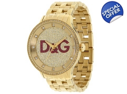D&G DW0377 - Dolce & Gabbana PRIME TIME Crystal ..