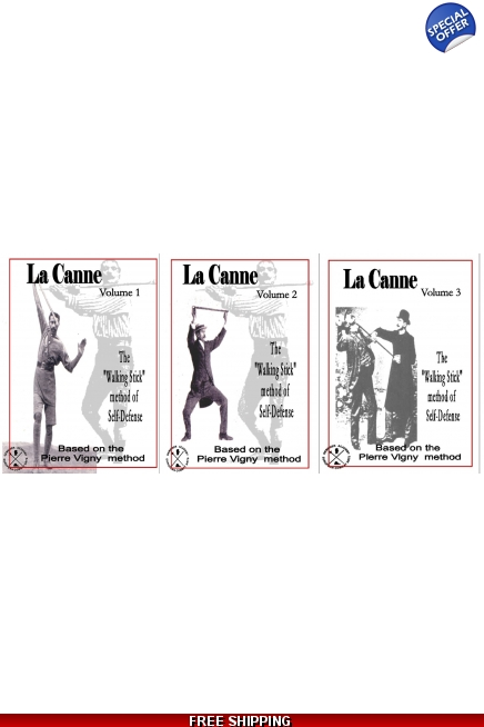 La canne DVD Set