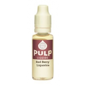 Pulp Red Berry Liquorice 10ml