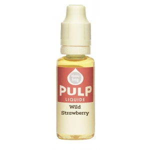 Pulp Wild Strawberry 10ml