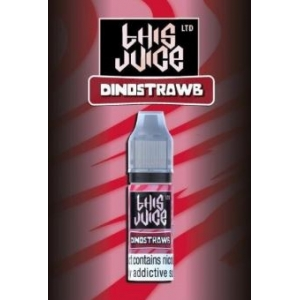 This Juice Dinostrawb 3mg 10ml