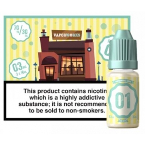 Recipe 01 3x10ml Multipack