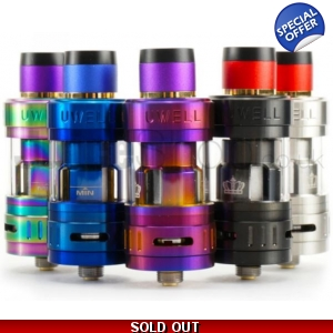 Uwell Crown 3 Mini - 2ml SUB oHm