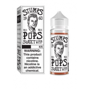 Pop's Sweet 50ml Short Fill By Stumps & Charlies Chalk Dust | WizE-Cigs